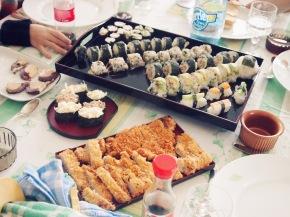 Sushi in france